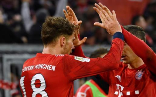 Afbeelding: Bayern München stelt orde op zaken en wint eerste thuisduel van 2019