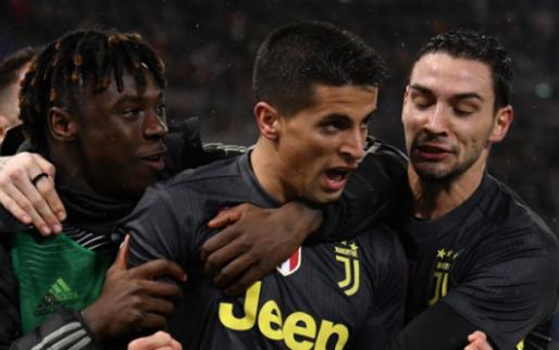Afbeelding: Lucky Juventus kruipt dankzij Ronaldo door het oog van de naald in Rome