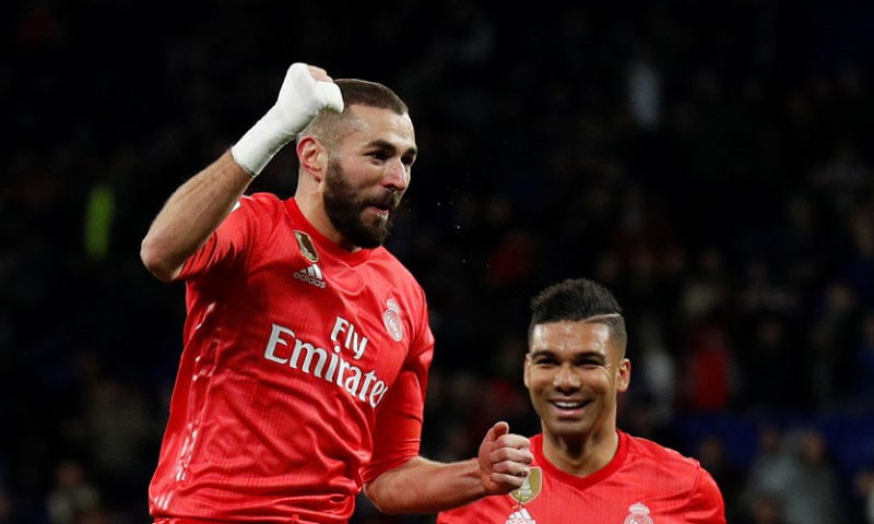 Afbeelding: Real Madrid heeft smaak te pakken en wint derde wedstrijd op rij