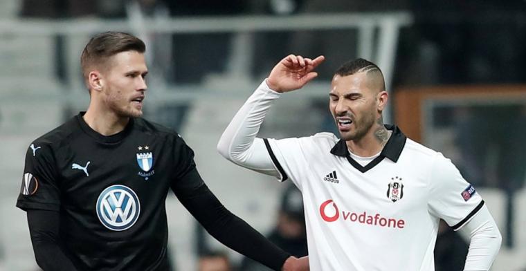 'Quaresma (35) verscheurt Besiktas-contract en keert terug bij jeugdliefde'