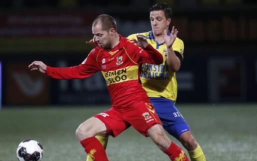 Afbeelding: Go Ahead ontsnapt bij Cambuur, winst Jong PSV, Jong Ajax verliest opnieuw