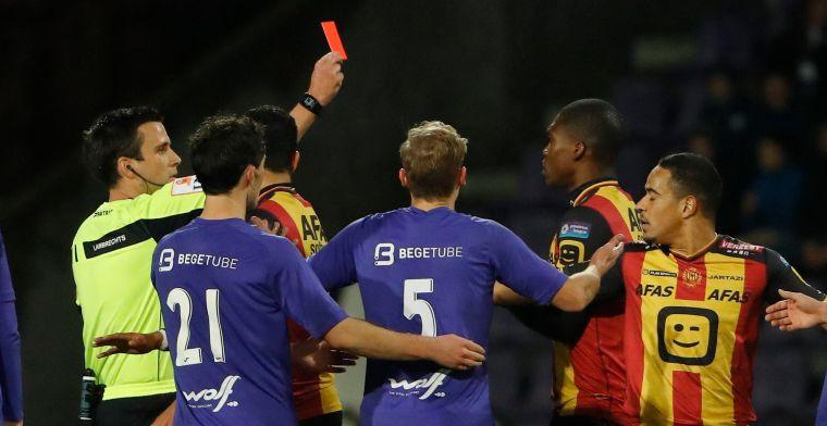 UPDATE: Mechelen moet verdediger drie matchen missen in promotiestrijd
