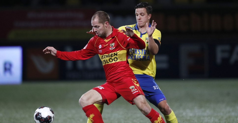 Go Ahead ontsnapt bij Cambuur, winst Jong PSV, Jong Ajax verliest opnieuw