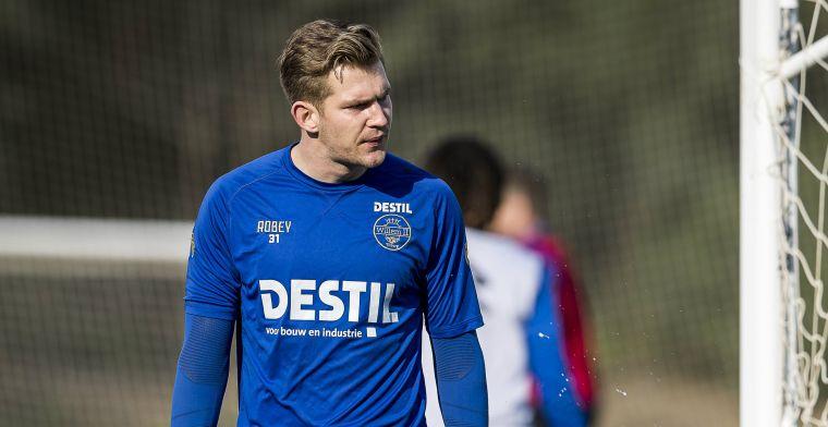 NEC haalt doelman uit Eredivisie naar Nijmegen: Mooie en grote club