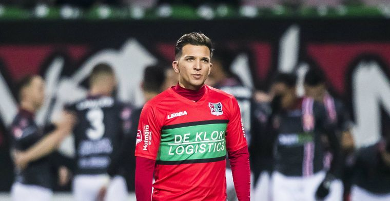 Drukke transferdag bij NEC: verbannen Darri per direct naar Brabant