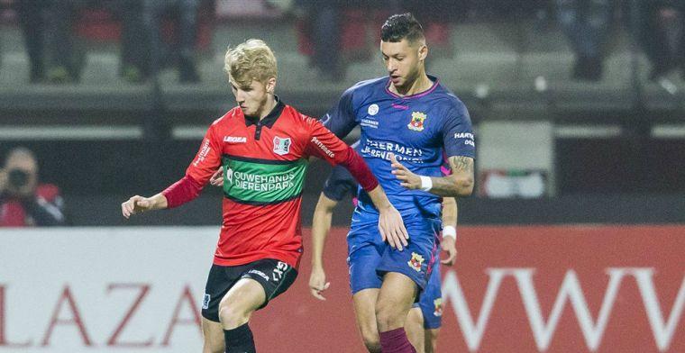 Update: FC Dordrecht bevestigt komst van Feyenoord-middenvelder