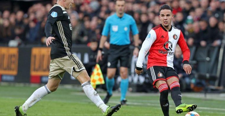 Feyenoord-uitblinker Verdonk wekt buitenlandse interesse tijdens Klassieker