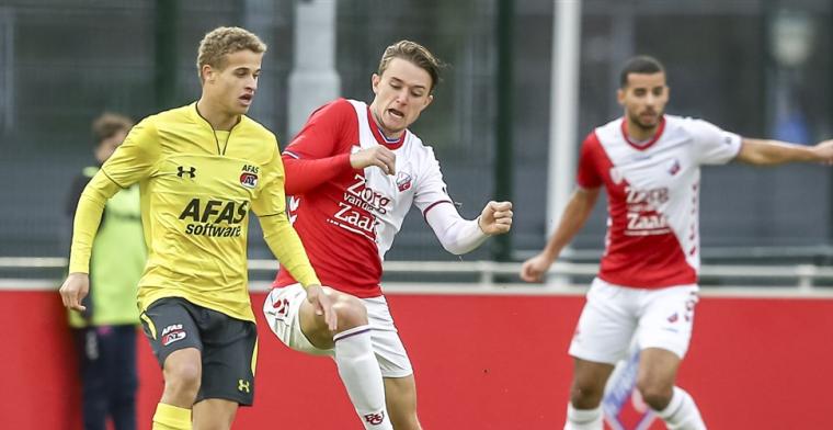Utrecht verhuurt middenvelder (20) aan Helmond Sport: Volste vertrouwen in