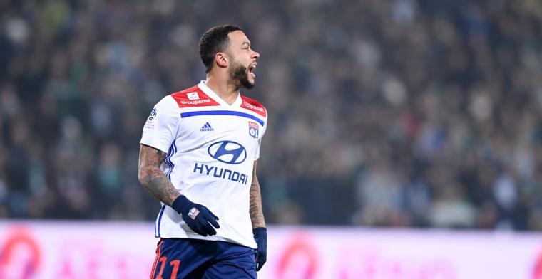 Memphis mikt op transfer deze zomer: 'Real, Barça, Chelsea, City, PSG of Bayern'