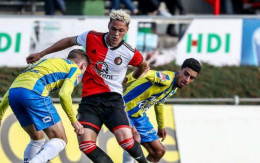 Afbeelding: Update: Feyenoord bevestigt: derde speler op weg naar FC Dordrecht