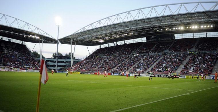 FC Utrecht bevestigt komst middenvelder: 'Een box-to-box speler'