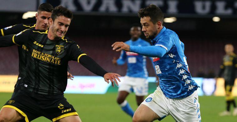 'Younes verlaat Napels en maakt seizoen op huurbasis af in Primera Divsion'