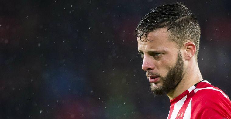 'Ramselaar voelt niets voor overstap naar België en lijkt bij PSV te blijven'