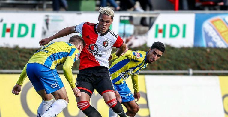 Update: Feyenoord bevestigt: derde speler op weg naar FC Dordrecht
