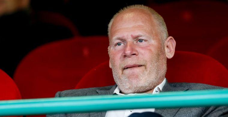 Dordrecht-directeur lid van Vrienden van Feyenoord: 'Een vooropgezette coup'
