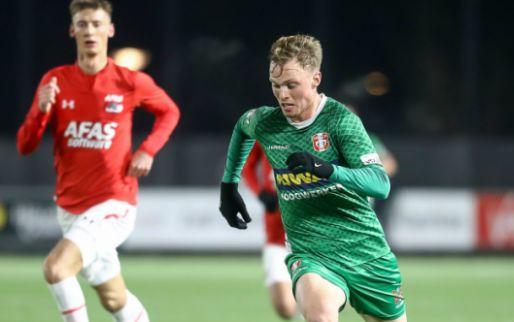 Afbeelding: 'Wil graag de stap maken naar de Eredivisie en wie weet ook de nationale ploeg'