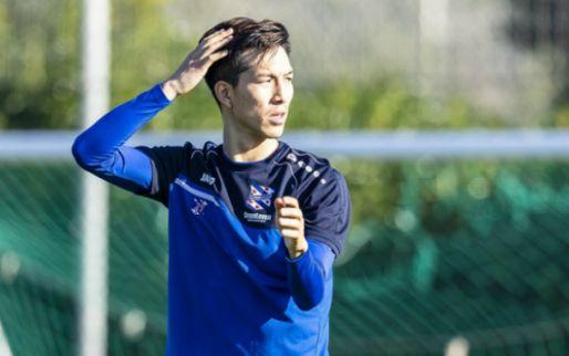 Afbeelding: Update: 'Kobayashi maakt seizoen ondanks Spaanse interesse af bij Heerenveen'