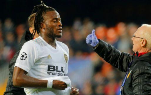 Afbeelding: 'Batshuayi breekt met Valencia, onduidelijkheid over nieuwe club'