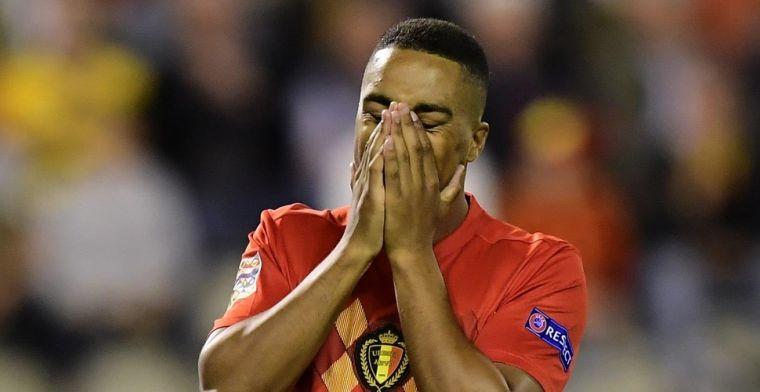 Officieel Tielemans Neemt Afscheid Van Monaco Voor Engels