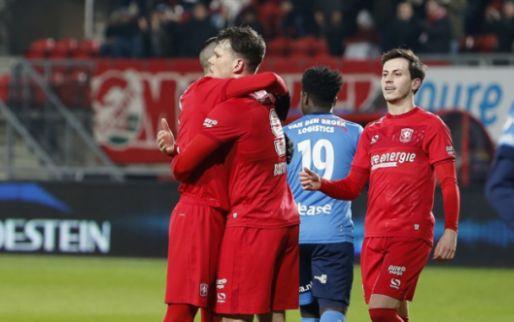 Afbeelding: Koploper FC Twente loopt verder uit door puntenverlies van concurrentie