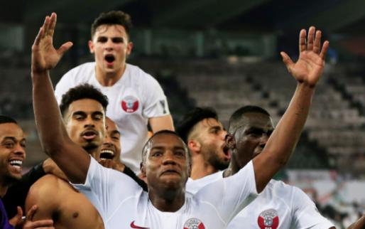 Afbeelding: Japan moet buigen: Qatar wint finale van Azië Cup dankzij wereldgoals