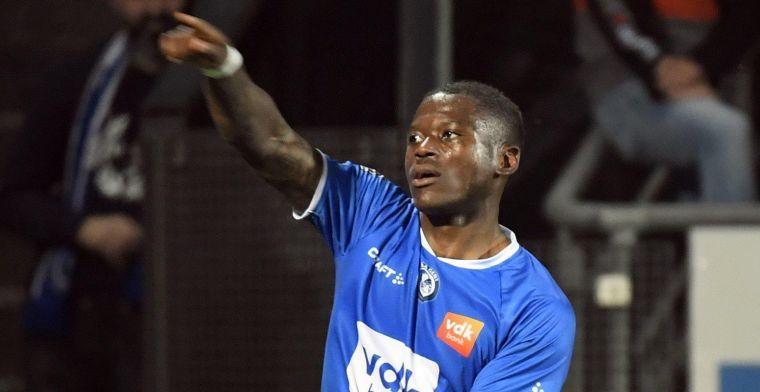 Geen transfer, maar nog steeds de B-kern van Gent voor Limbombe