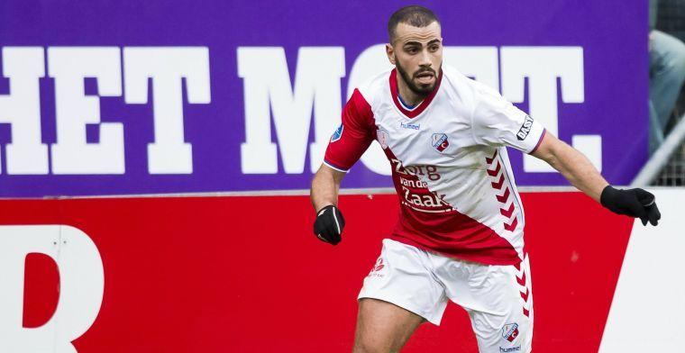 FC Utrecht grijpt hard in: Tannane per direct op non-actief gesteld