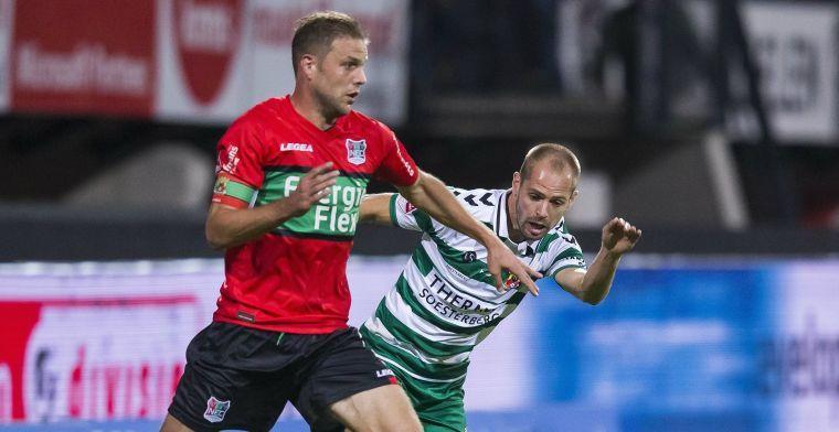 Van den Berg zoekt naar oplossing: 'Mourinho of De Gier, maakt niet uit'