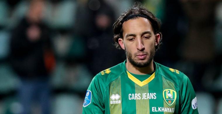 Geïnteresseerde club meldde zich voor El Khayati: Niet interessant genoeg