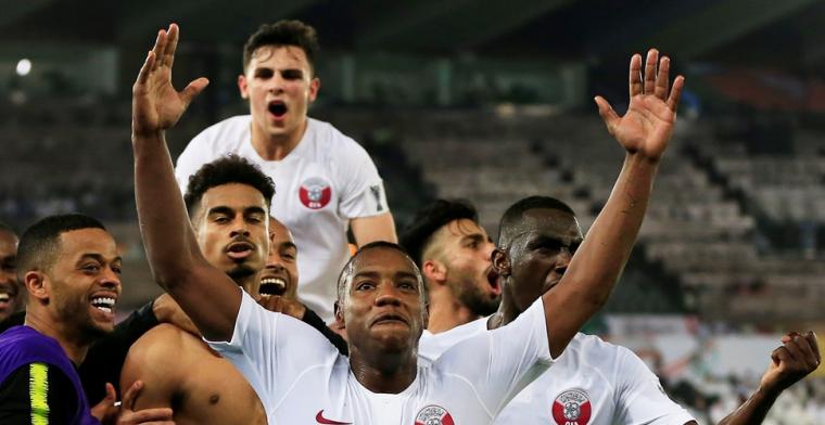 Japan moet buigen: Qatar wint finale van Azië Cup dankzij wereldgoals