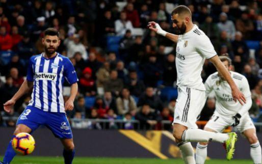 Afbeelding: Real Madrid en Courtois komen stoom voor Clásico en CL: vijfde zege op rij