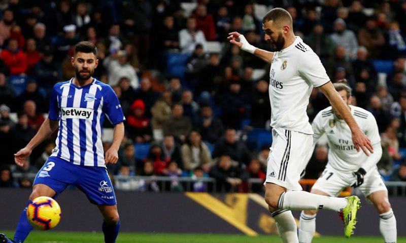 Afbeelding: Real Madrid voetbalt zich langzaam in vorm voor Barça-, Atléti- én Ajax-uit