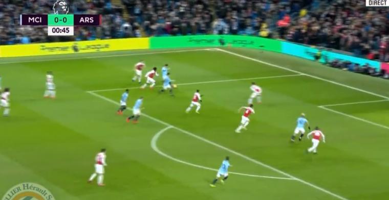Ongekend: Agüero flikt het weer en scoort na 48 seconden voor Man City
