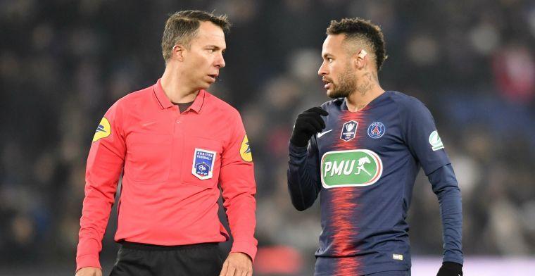 PSG des duivels door enquête over Neymar: 'Liet Cruijff zich te veel zien?'