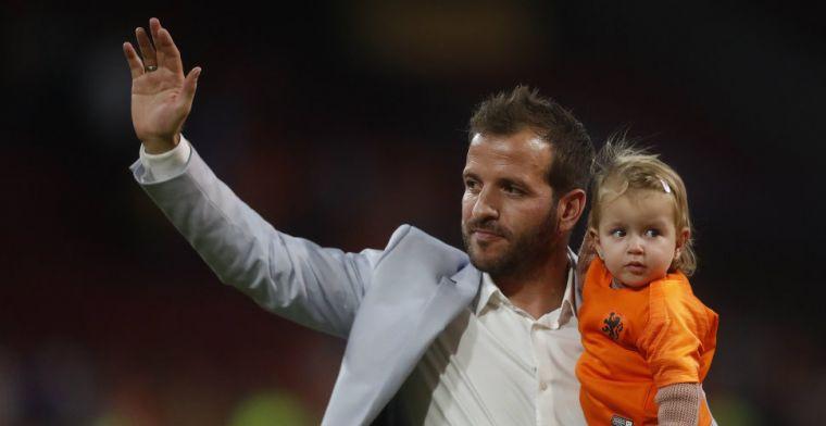 Van der Vaart hard voor Ajax: Geen tempo, geen vertrouwen, niemand die opstond
