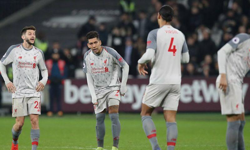 Afbeelding: Liverpool vervolgt bedenkelijke serie: City en Spurs hebben koploper in zicht