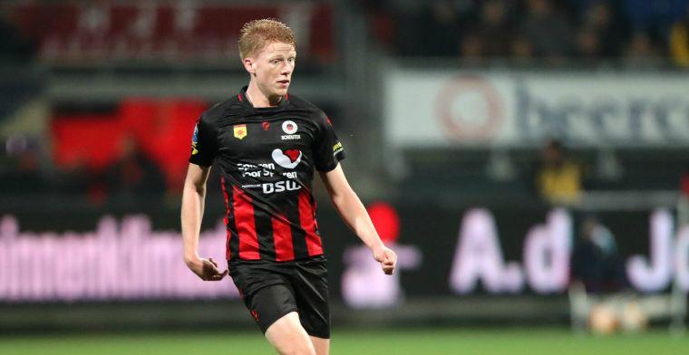 'Schouten kan op het middenveld van Ajax spelen, ook bij PSV zou hij passen'