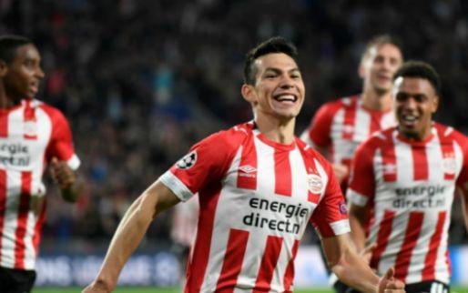 Afbeelding: 'Napoli wil dubbelslag slaan in Eindhoven: twee smaakmakers PSV in beeld'