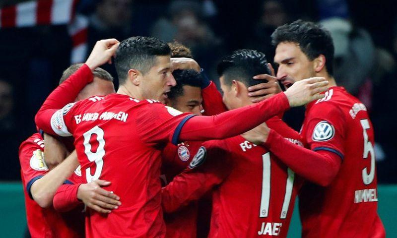 Afbeelding: Bayern worstelt ook na Leverkusen-nederlaag: winst na verlenging in beker