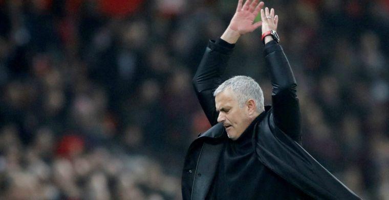 'Mourinho stevent af op terugkeer: donderdag meeting met Inter-directeur'