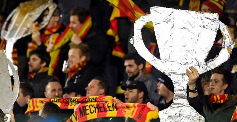 'Gent kan als verliezend finalist als bekerwinnaar Europa in'