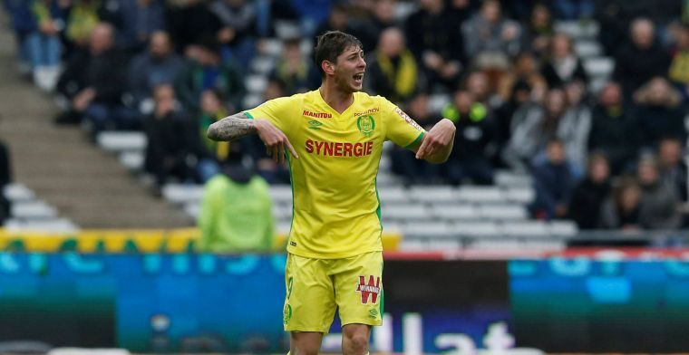 'FC Nantes wil binnen tien dagen geld zien voor transfer Sala'