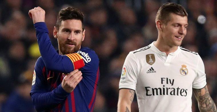 Barcelona knokt zich naast Real Madrid: Clásico-tweeluik ligt nog volledig open