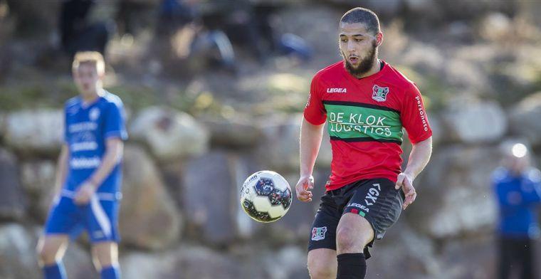 NEC-breuk gelijmd: 'Hij moet zich realiseren dat hij een heel goede voetballer is'