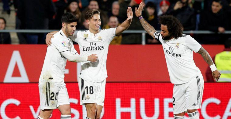 Real Madrid moet middenvelder schrappen voor Champions League-duel met Ajax