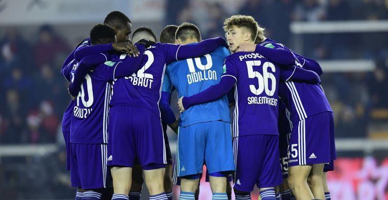 ''Een kern zoals die van Anderlecht is vaak het resultaat van een paniekreactie''