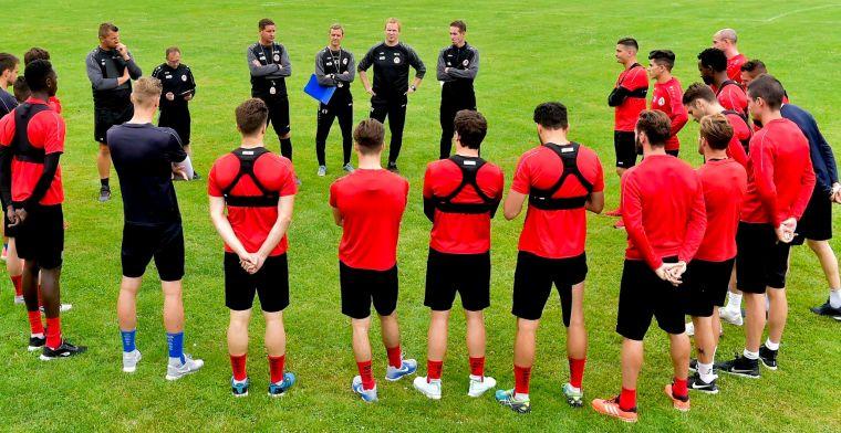 """KV Kortrijk hield transfer tegen: """"Ik wilde bewijzen dat we ambitie hebben"""""""