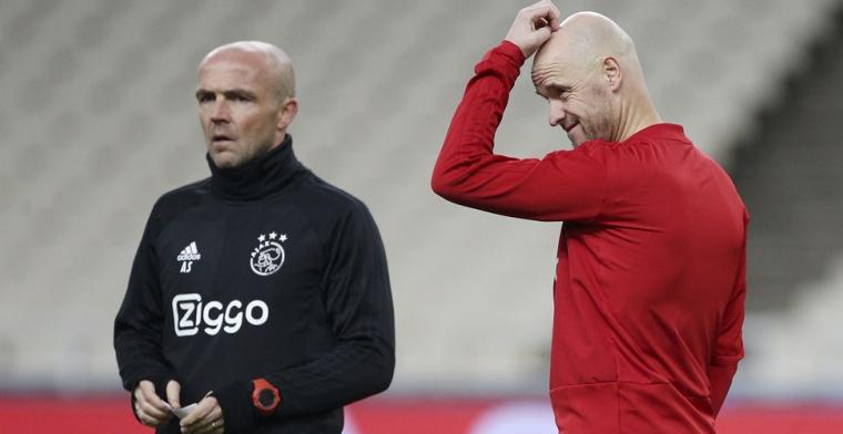 Onbegrip voor Schreuder: 'Dan zeg je toch: ik blijf gewoon bij Ajax'