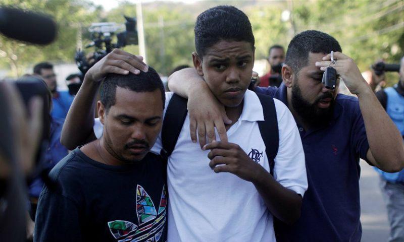 Afbeelding: Drama in Brazilië: brand op trainingscomplex Flamengo, zeker tien doden