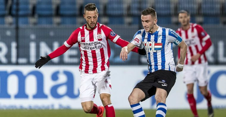 'PSV wilde een aardig bedrag voor mij. Misschien schrokken clubs daarvan'